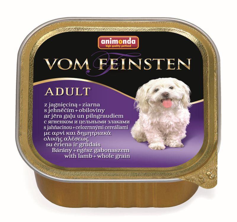 Консервы Анимонда Vom Feinsten Adult для собак, в ассортименте, 22*150 г, Animonda