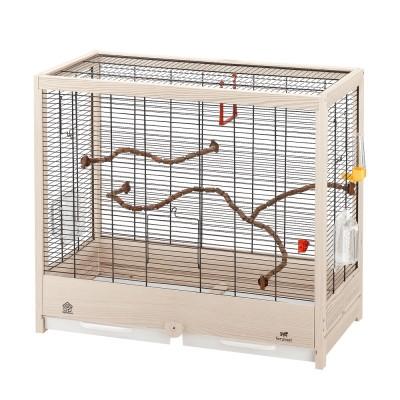 Ферпласт Деревянная клетка Giulietta для птиц, в ассортименте, Ferplast