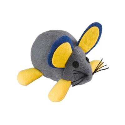 Ферпласт Мышь плюшевая вибрирующая, 10*6*11 см, Ferplast