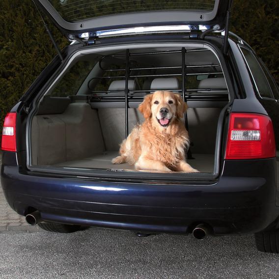 Трикси Решетка для багажника автомобиля регулируемая, 2 поперечных элемента, Trixie