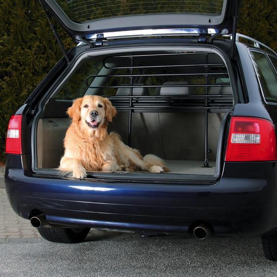 Трикси Решетка для багажника автомобиля регулируемая, 3 поперечных элемента, Trixie