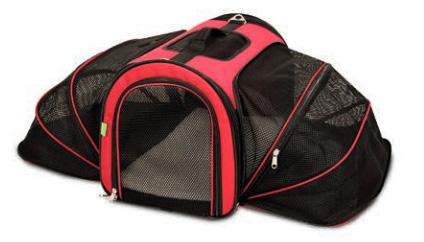 Триол Сумка-переноска-палатка DCC0026AL для собак, щенков и кошек, 50*30*35 см, Triol