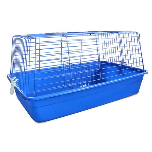 Триол Клетка для кроликов и морских свинок, серия T, размеры и цвета в ассортименте, Triol