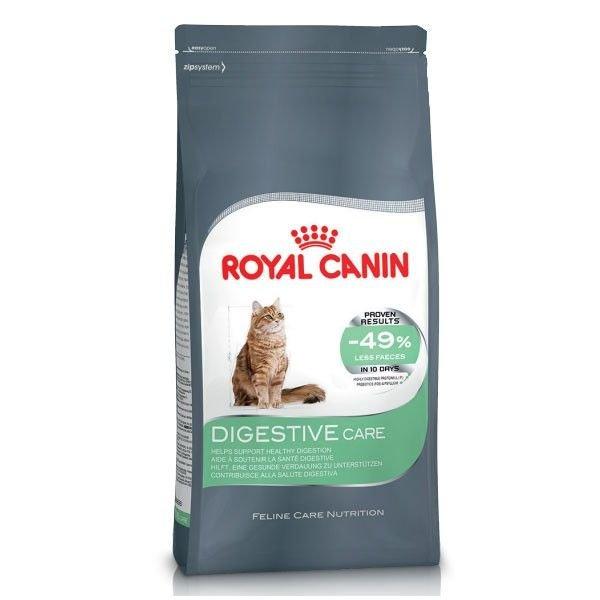 Корм Royal Canin Digestive Care 38 для кошек с расстройствами пищеварения, 3 весовки
