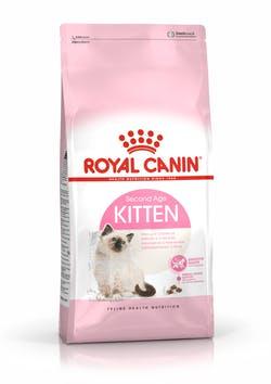 Корм Роял Канин для котят в возрасте от 4 до 12 месяцев Kitten, в ассортименте, Royal Canin
