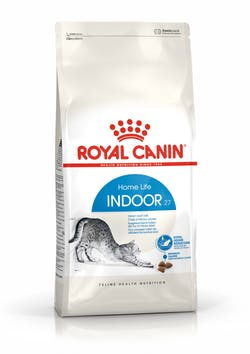 Корм Роял Канин сухой для кошек от 1 до 7 лет живущих в помещении в хорошей физической форме, Indoor 27, в ассортименте, Royal Canin