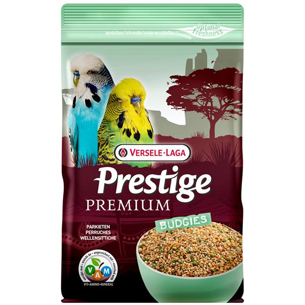 Верселе Лага Корм премиум класса для волнистых попугаев Budgies Prestige Premium, в ассортименте, Versele-Laga