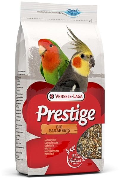 Верселе Лага Корм Big Parakeet Престиж для средних попугаев, 3 весовки, Versele-Laga