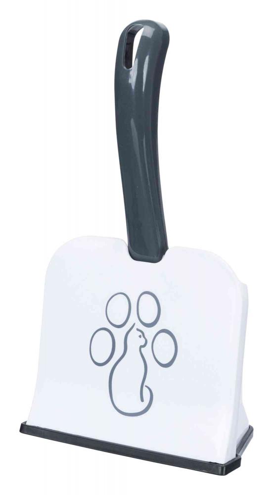 Трикси Совок с подставкой для кошачьего туалета, в ассортименте, Trixie