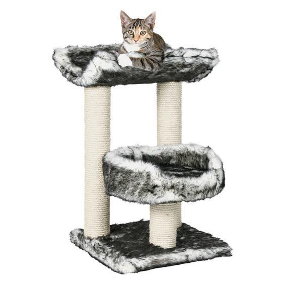 Трикси Домик-лежанка для кошек Isaba, 36*36*62 см, Trixie
