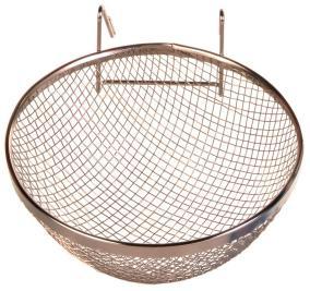 Трикси Гнездо для канарейки металлическое на крючках, в ассортименте, Trixie