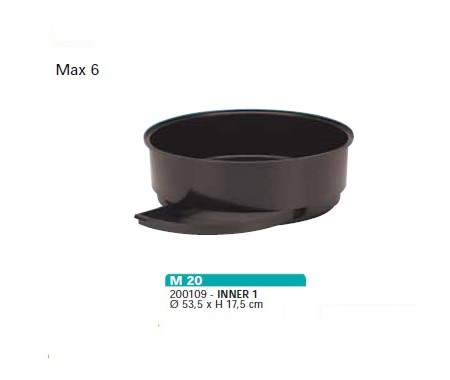 Поддон MAX 6 M020 коричневый, Ferplast