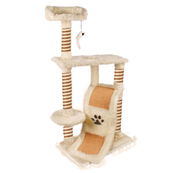 Триол Игровой комплекс для кошек CT-17, 60*40*123 см, Triol