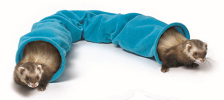 Мидвест Туннель игровой для хорьков и грызунов, 102*13 см, MidWest