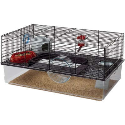 Ферпласт Клетка-террариум Favola для мелких грызунов, 60*36,5*30 см, Ferplast