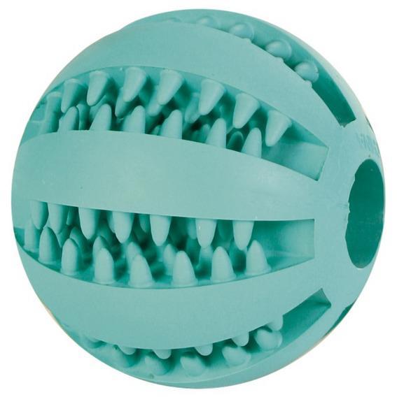 Трикси Игрушка для собаки Мяч Denta Fun 5 см, резина, Trixie