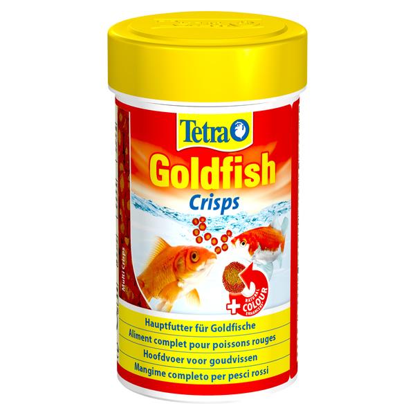 Тетра Корм Goldfish Pro для золотых рыбок, 100 мл, Tetra