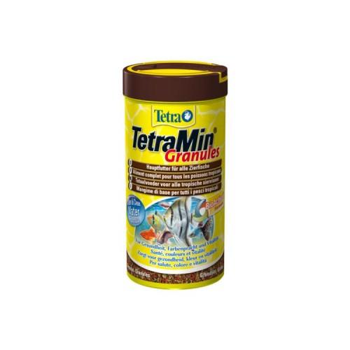 Тетра Корм TetraMin Granule для всех видов тропических рыб, гранулы, 4 весовки, Tetra