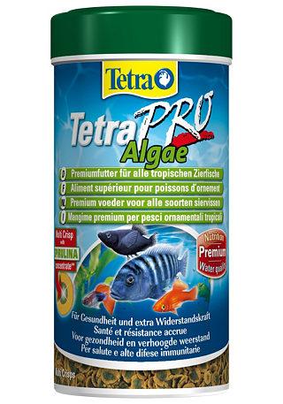 Тетра Корм TetraPro Algae растительный для  всех видов рыб, 6 весовок, Tetra