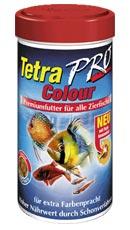 Тетра Корм TetraPro Colour для улучшения окраса всех видов рыб, чипсы, 5 весовок, Tetra