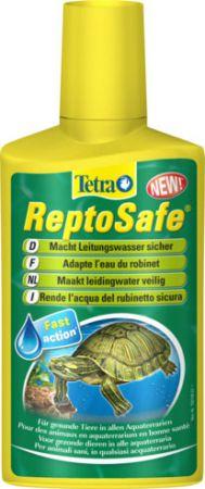 Тетра Кондиционер ReptoSafe для подготовки воды для водных черепах, в ассортименте, Tetra