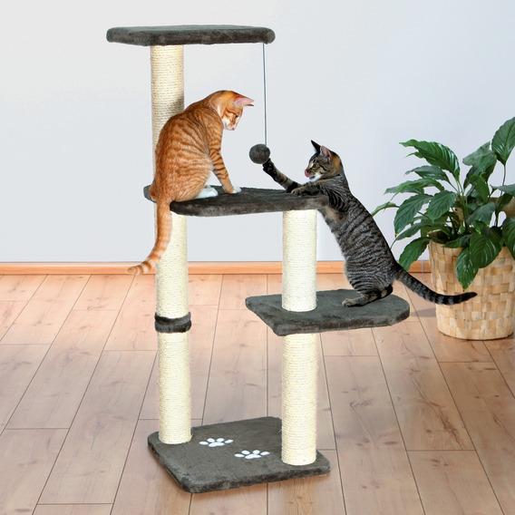 Трикси Комплекс для кошки Altea, 40*40*117 см, серый, Trixie