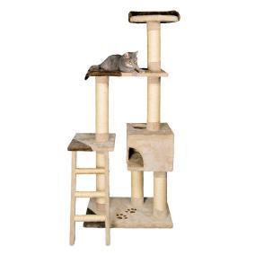 Трикси Комплекс для кошки Монторо, 69*39*165 см, плюш, Trixie