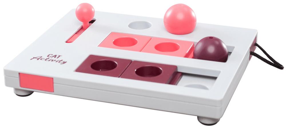 Трикси Развивающая игрушка для кошек Brain Mover, 25*20 см, в ассортименте, Trixie