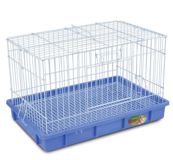 Триол Клетка T2 с изолированным поддоном для грызунов, 56*34*37 см, Triol