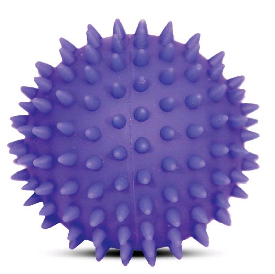 Триол Мяч виниловый игольчатый, диаметр 9 см, Triol