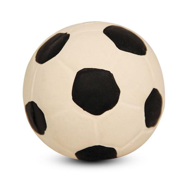 Триол Мяч латексный Футбольный, диаметр 6 см, Triol