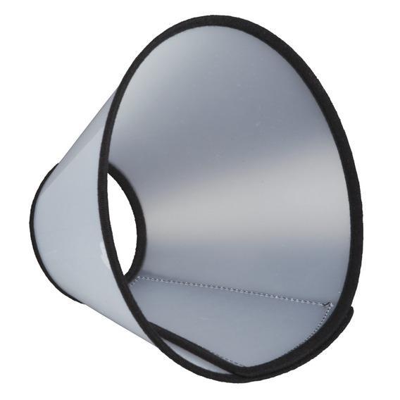 Трикси Воротник защитный ветеринарный прозрачный на липучке, 7 размеров, Trixie