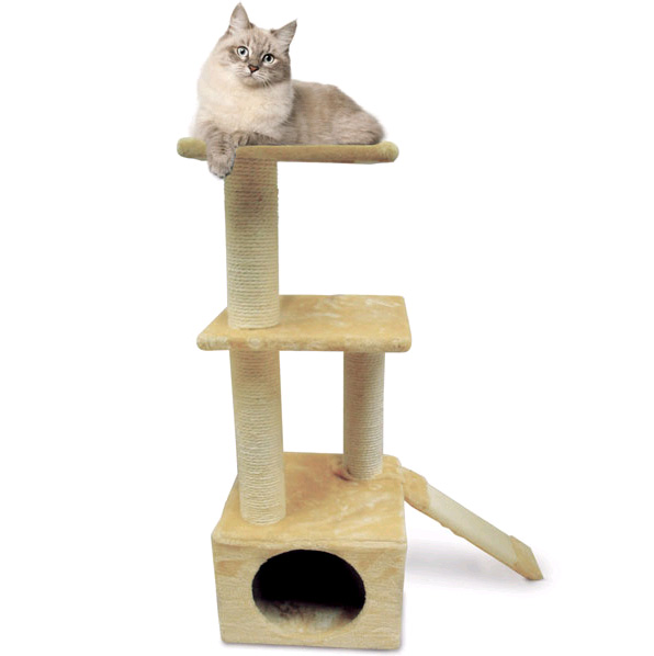Триол Комплекс 3053NT для кошек, 38*38*98 см, Triol