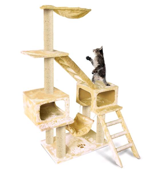 Триол Комплекс 3062NT для кошек, 126*82*151 см, Triol