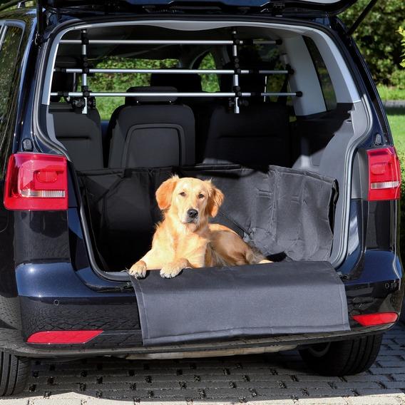Трикси Подстилка для собаки в багажник, 164*125 см, черная, Trixie