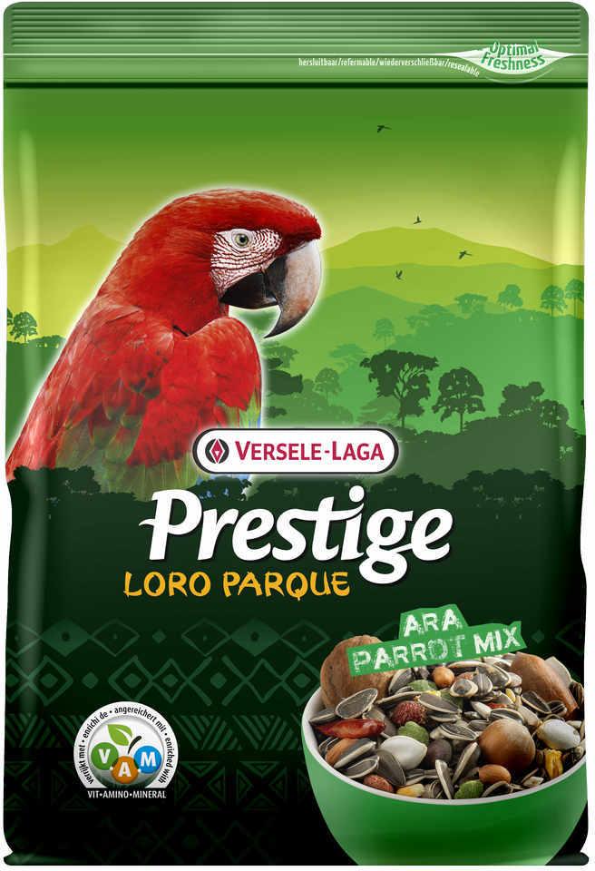 Верселе Лага Корм Ara Parrots Premium Loro Parque Mix Премиум для попугаев Ара, в ассортименте, Versele-Laga