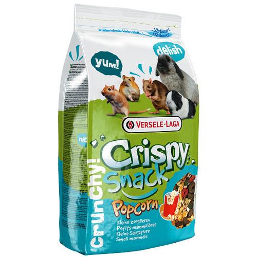 Верселе Лага Дополнительный корм для всех грызунов Crispy Snack Popcorn, 650 г, Versele-Laga