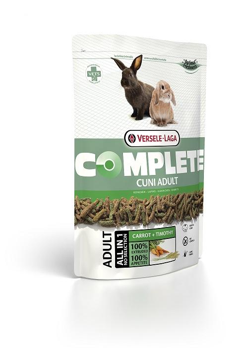 Верселе Лага Корм Cuni Complete комплексный для кроликов, 2 весовки, Versele-Laga