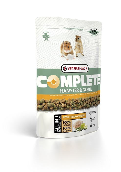 Верселе Лага Комплексный корм для хомяков Hamster Complete, 500 г, Versele-Laga