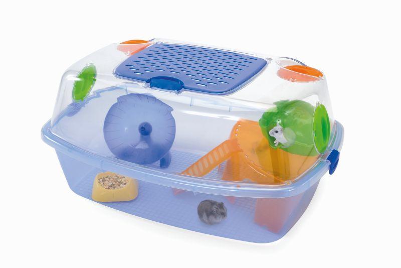 Имак Клетка-террариум Yo-Yo для грызунов, 54*39*27 см, в ассортименте, Imac
