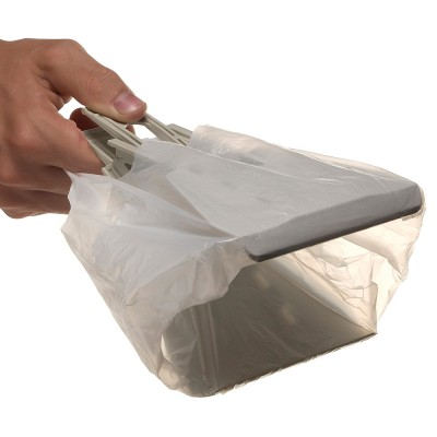 Ферпласт Гигиенический совок Nippy для улицы с 24 пакетами в комплекте, 12,6*5,2*9,7 см, Ferplast