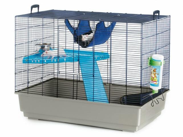 Савик Клетка для грызунов Freddy 2 в комплектации, 80*50*63 см, Savic