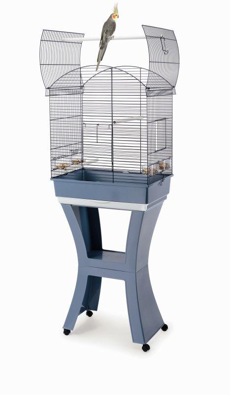 Имак Клетка для птиц Calla с подставкой, 62*43*78/150 см, в ассортименте, Imac