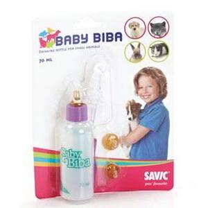 Савик Набор для вскармливания Baby Biba с ёршиком и тремя сосками, Savic