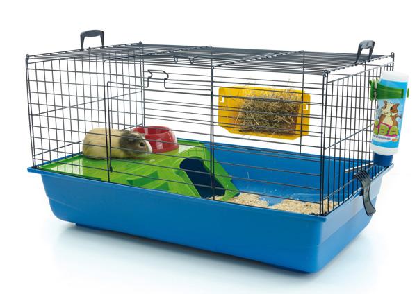 Савик Клетка Nero 2 De Luxe для грызунов, 80*50*44 см, Savic