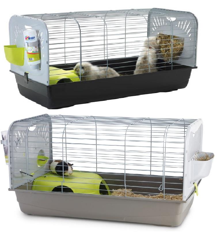 Савик Клетка Caesar 2 De Luxe для кроликов и морских свинок, 80*50*51 см, в ассортименте, Savic