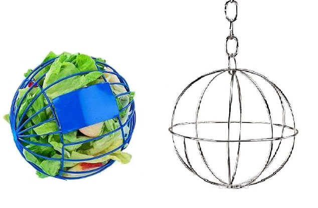 Нобби Кормушка-игрушка Шар металлический, в ассортименте, Nobby