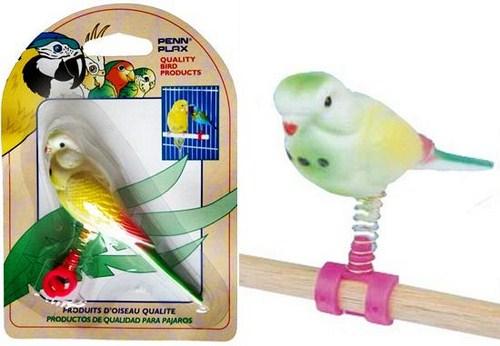 """Пенн Плекс Игрушка для птиц """"Подружка попугая"""", Penn-Plax"""