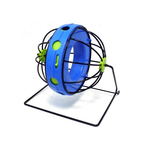 Савик Универсальная кормушка-игрушка для сена Bunny Toy, диаметр 16 см, Savic