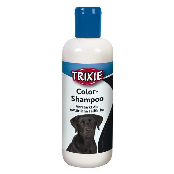Трикси Шампунь для собак с черной или темной шерстью, 250 мл, Trixie